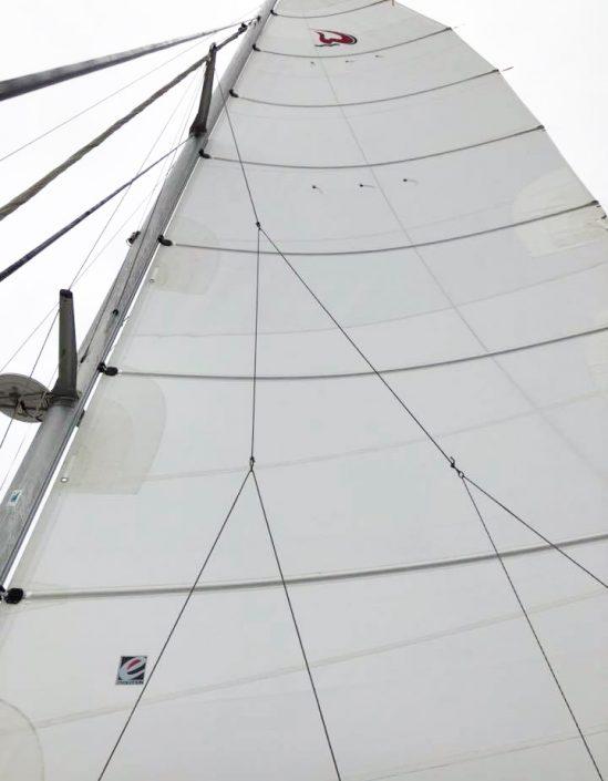 handmade sailboat sails