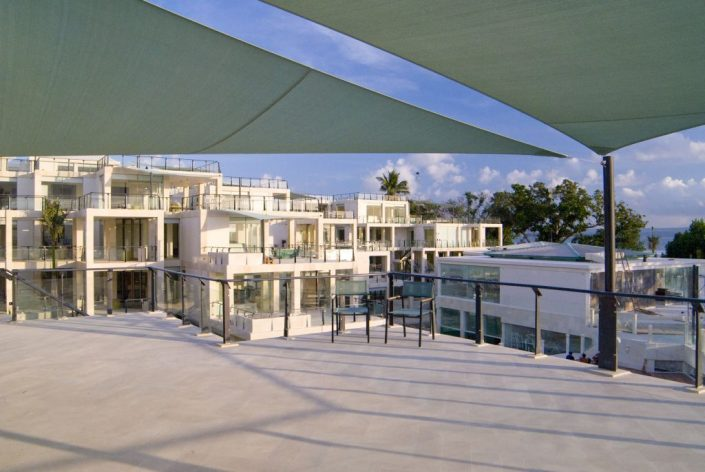 residential shade sail