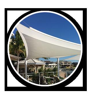 home awning shade sails