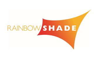 rainbow shade