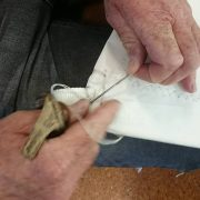 sailmaking hand sewing