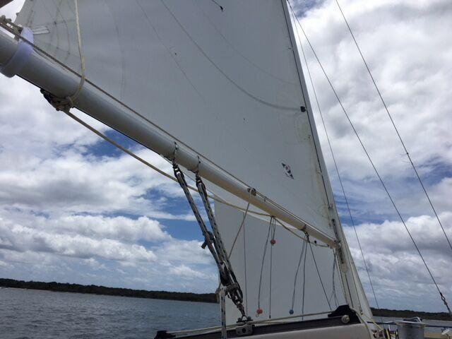 cruising sail