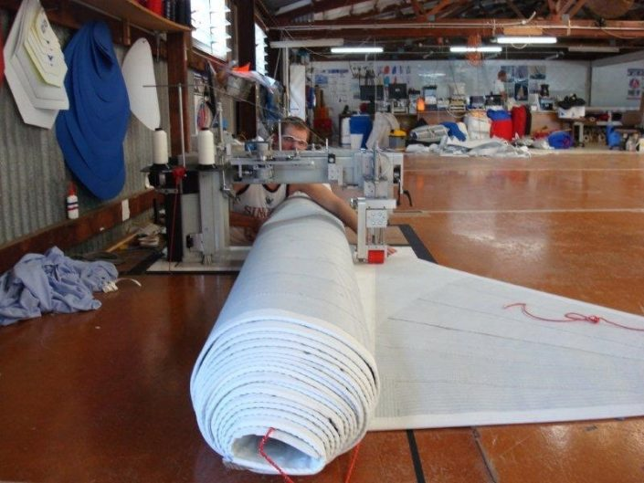 sail repair service