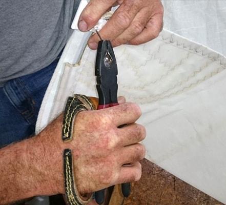 shade sail repairs