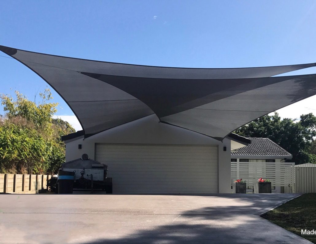 Shade Sails Evolution Sails