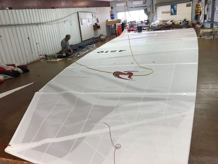 handmade sails