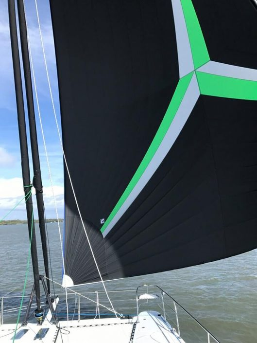 custom designed sail
