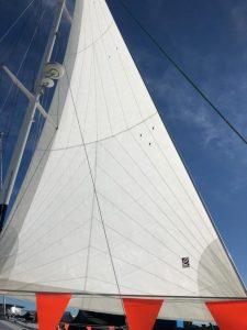 Cruising Furling Genoa with UV strip